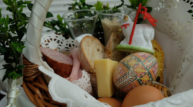 Easter Food Basket