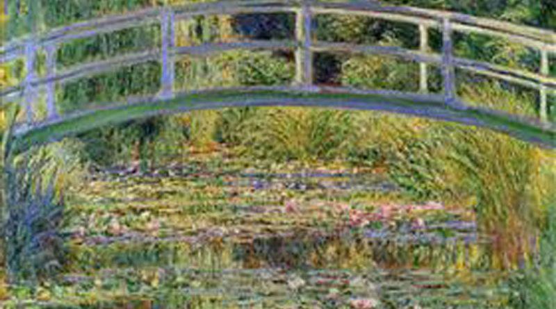 Monet - Japanese Bridge