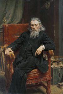 Matejko Self-portrait