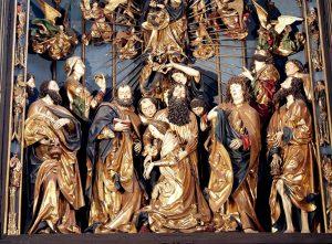 St Marys altarpiece