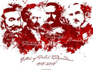 Fathers of Polish independence